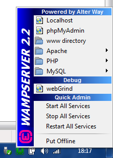 Install and Setup WAMP Server on Windows