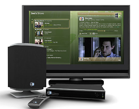 Fiber TV