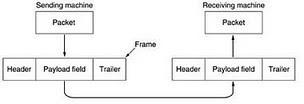 Frame vs Packet