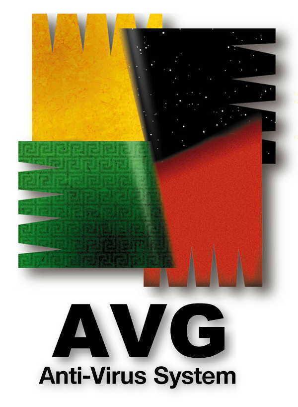 AVG Anti-Virus System logo