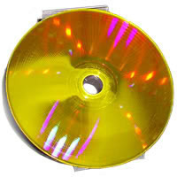 HVD (Holographic Versatile Disc)