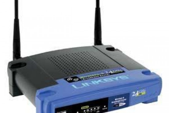 How to Find a LinkSys Router IP