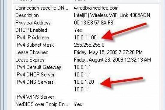 IP Address Conflict