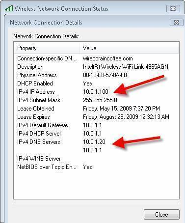 IP Address Conflict