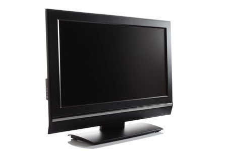LCD (Liquid Crystal Display) monitor