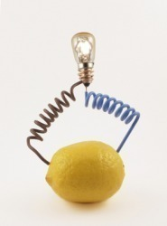 How Does Lemon Juice Conduct Electricity?
