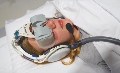 MRI Video Goggles