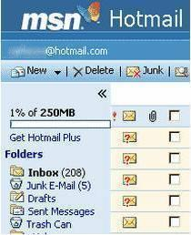 How to Read an MSN Hotmail Inbox
