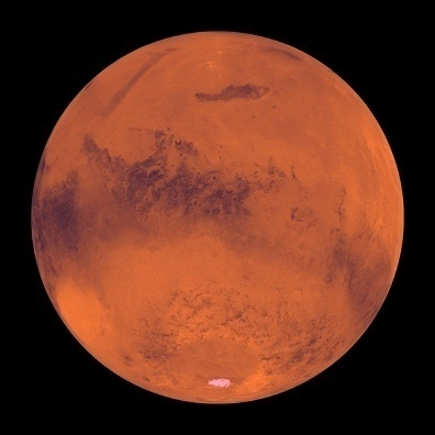 What is Mars Made Of