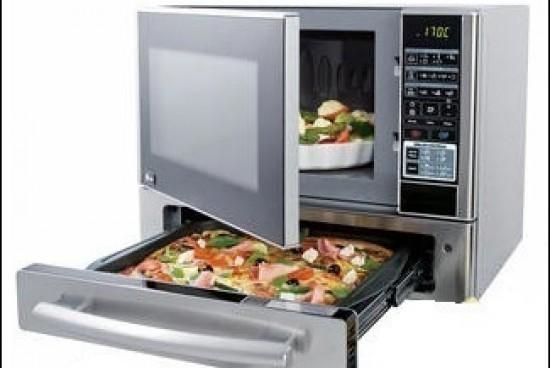 Metal in Microwave