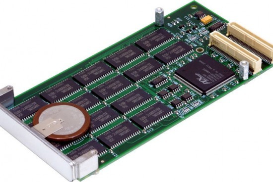 NVRAM (Non-Volatile Random Access Memory)