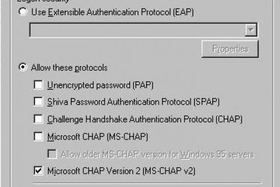 PPP Authentication Protocols