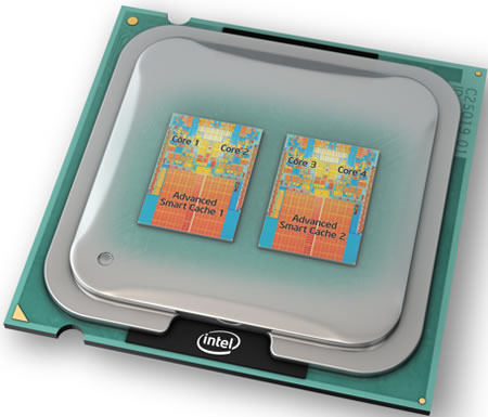 How Do Quad Core Processors Work?