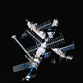 How a Space Station Works