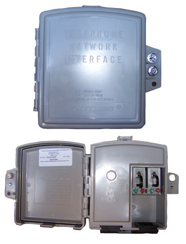 Telephone Network Interface Device