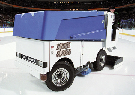 How Do Zambonis Work