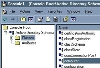 Active Directory Security Principal Accounts