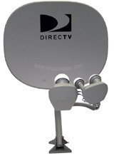 DirecTV AT9 MPEG-4 Compatible Ku/Ka Band Satellite Dish