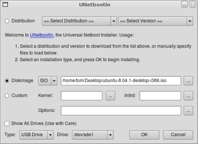 Bootable Linux Distributions