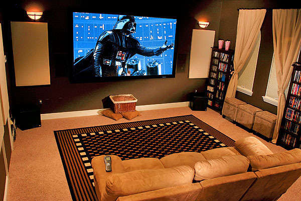 how to build a home theater