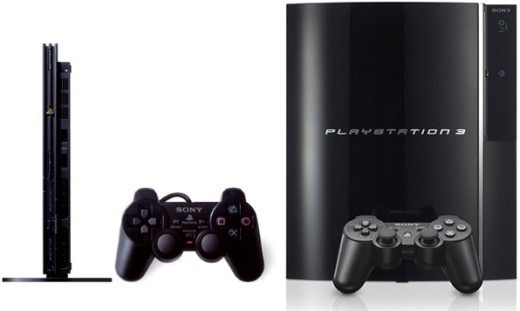 PS3 and PS2