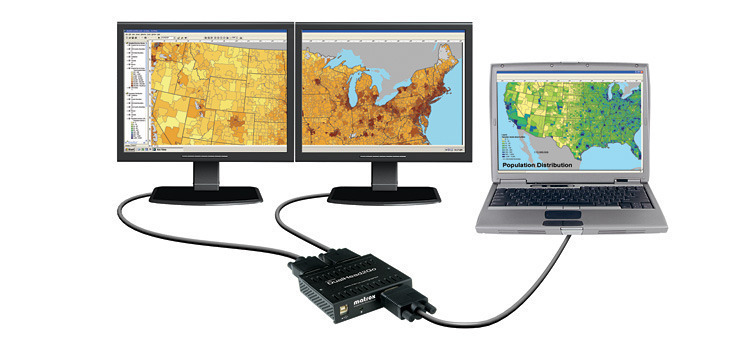 Connect Multiple Monitors to your Laptop