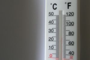 how to change degree celsius into fahrenheit