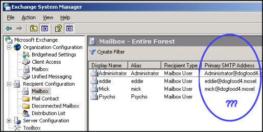 How to Delete an Exchange Server Mail Box