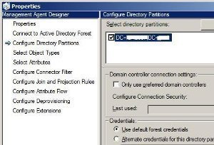 Directory Partitions
