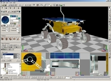 Freecad the open source solution for solidworks Free cad programs