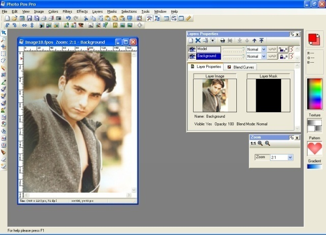 Free picture editor rotate