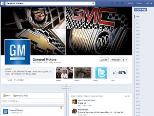 GM Facebook Page
