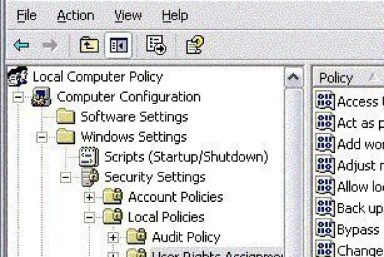 Group Policy Terminology and Concepts