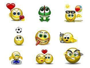 Hidden Emoticons on MSN Messenger