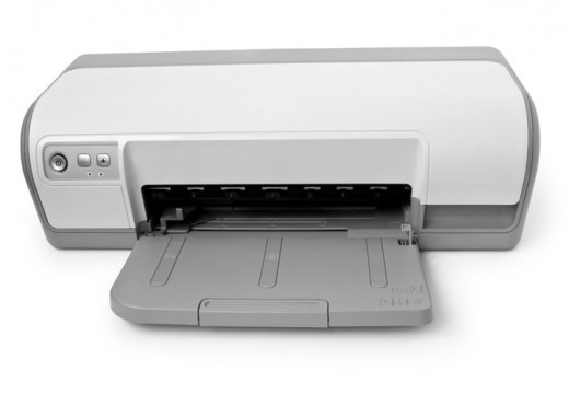 How an Inkjet Printer Works