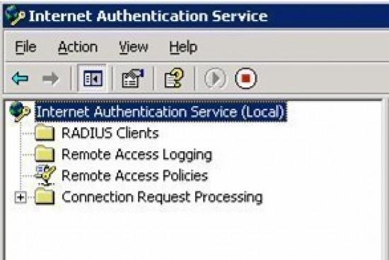 How Internet Authentication Service (IAS) works