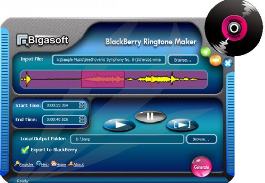 How to Add Ring Tones to my BlackBerry
