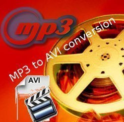 How to Convert MP3 to AVI