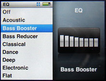 How to Use the iPod Equalizer
