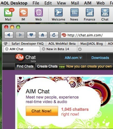 Chat Rooms Aol Instant Messenger