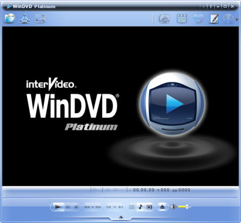 Blu-ray DVD player, video editing and DVD burning suite by Cyberlink