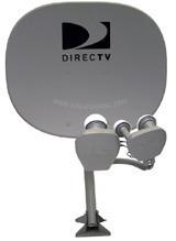 DirecTV AT9 MPEG-4 Compatible Ku/Ka Band Satellite Dish
