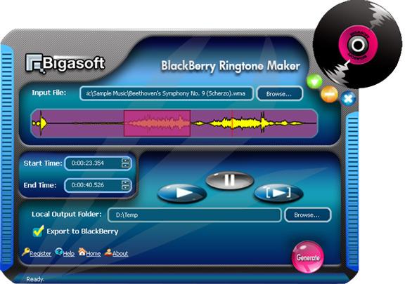 how to add ringtones to agora
