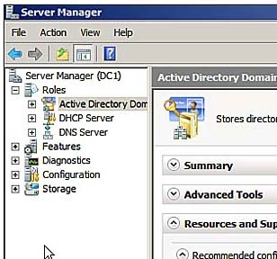 publishing resources in active directory Publishing Resources in Active Directory