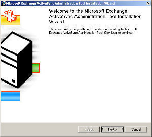 Installing Exchange Server 2003