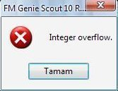 Integer Overflow