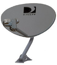 DirecTV International Satellite Dish