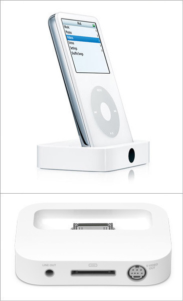 iPod Dock Connector