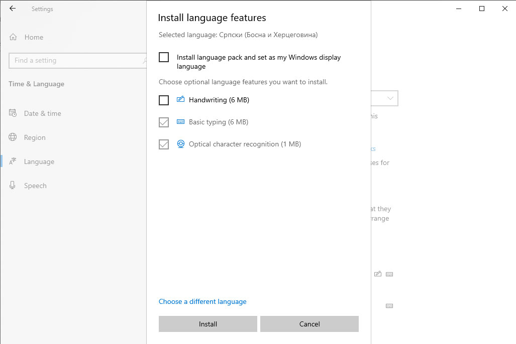 How to Add or Change Keyboard Language Layout in Windows 10?