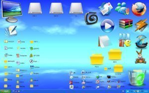 How to Make Desktop Icons